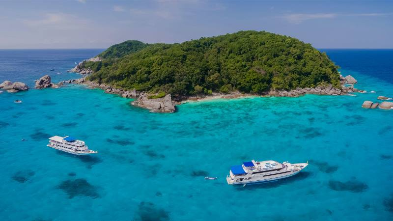 Cruises Similan Islands
