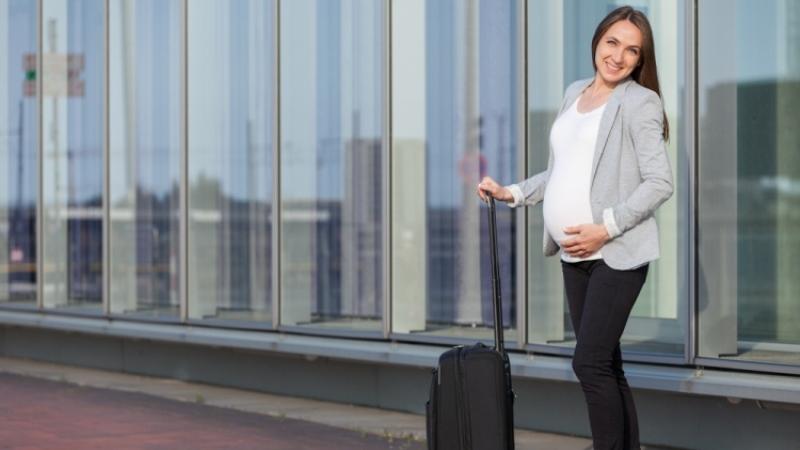 Pregnant Air Travel Tips